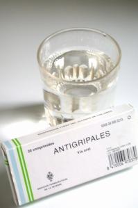 Tamiflu ya está en las farmacias